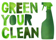 *July Commercial Dr. Potluck & Workshop – Green Cleaners