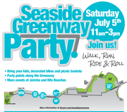 Seaside Greenway Party