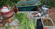 *Weed Weaving and Garden Cleanup with Sharon Kallis