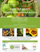 Share Our Bounty: Sustaining the Westside with Our Food