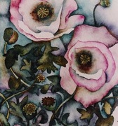 Painting Flowers with Watercolour