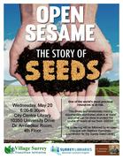 *Open Sesame: The Story of Seeds