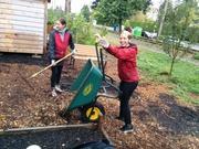 Community Garden Build!