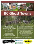 BC Ghost Towns
