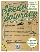 Ladner Seedy Saturday & Garden Expo 2018