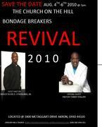BONDAGE BREAKERS REVIVAL 2010
