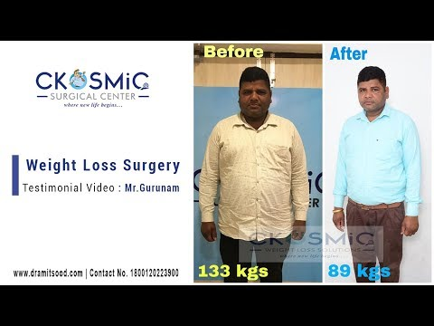 DR AMIT SOOD | WEIGHT LOSS SURGERY | BEST LAPAROSCOPIC SURGEON IN MOGA | BARIATRIC SURGEON IN MOGA