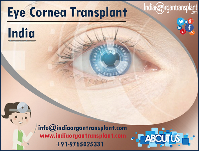 Corneal Transplant Treatment from Top Corneal Transplant Hospitals in India
