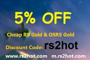 Rs2hot.com Sell Cheap RS Gold/Item/Account with 5% off