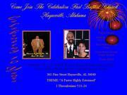 10th Pastoral Appreciation Celebration