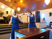 ANOINTED PROPHETIC DANCERS
