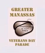 5th Annual Greater Manassas Veterans Day Parade