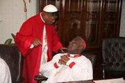 Bishop Garns - Archbishop D Ellis