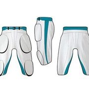 Wholesale Classic White American Football Pant Suppliers