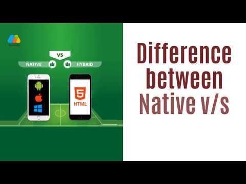 Native vs Hybrid App   Which is Better for Mobile App Development