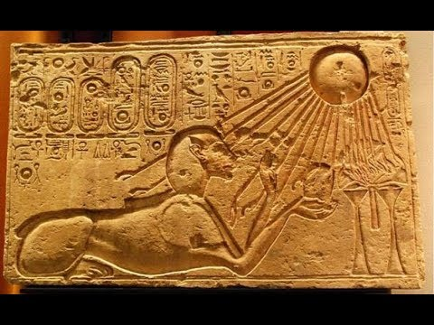Pharaoh Akhenaten: Quotes