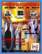 THE POWER OF GOD CONFERENCE 2011