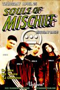 Souls of Mischief Birthday Bash at The Uptown