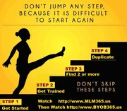 Don't Skip Any Steps