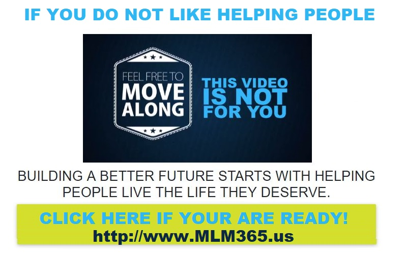 If You Do Not Like Helping People.  This Video Is Not For You
