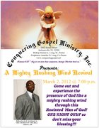 MIGHTY RUSHING WIND REVIVAL