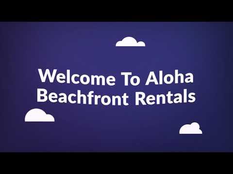 Aloha Beachfront Vacation Rental in Kailua, HI