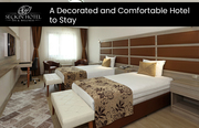 Seckin Hotel – A Decorated and Comfortable Hotel to Stay
