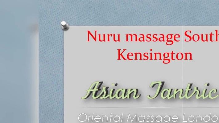 Nuru massage south Kensington