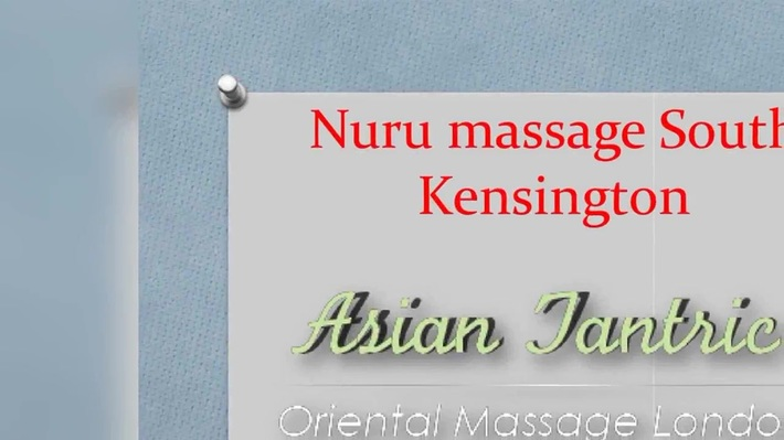 Nuru massage south Kensington