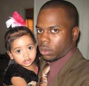 Dad and Kaira