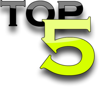 """Top 5 -- The most popular game I""""ve made..."""