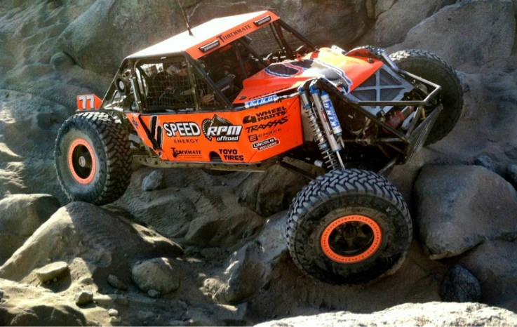 2012 Koh Ultra 4 Buggy Planet Robby