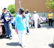 OUTREACH Stand Down 2012 VFW Senator Shirley L. Huntley and Proctor Hopson Post 1896 Veterans of Foreign Wars