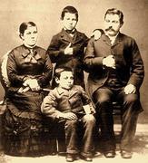 Буров - семейството  3