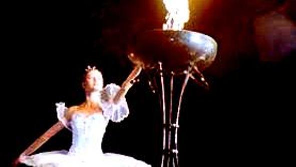 Балет К - запалване на огъня на конкурса   2