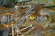 Некропола - скелета на вожда  2