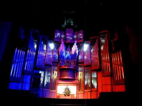 Organ concert by Christian Jordanov 15.01.2011 part 1