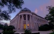 Асен Асенов - Американския университет във Вашингтон