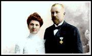 Антон Новак и съпругата му  3