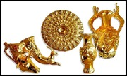 Исторически парк - Златни предмети от халколита   2