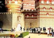 Исторически парк - Дворецът Преслав  2