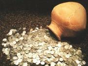 Марцианопол - гърне с  монети