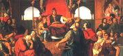 Атила и Държ. съвет, худ. Мор Таун  2