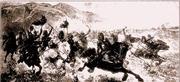 Атила - Каталунската битка, Италия