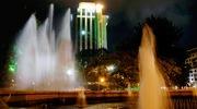 Общината и водоскоците вечер   !!!