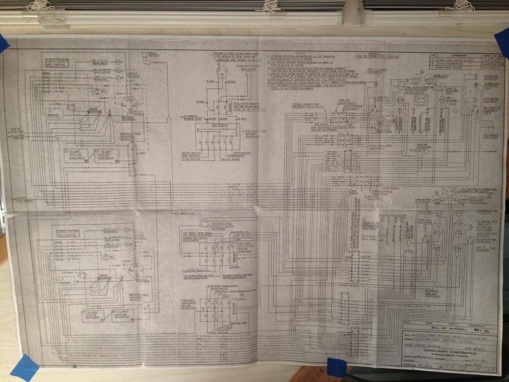 wiring diagram – chris craft commander club  chris craft commander club