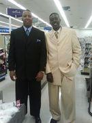 Apostle Riley and Apostle Coffman