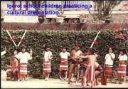 Igorot kids ad Bomabanga
