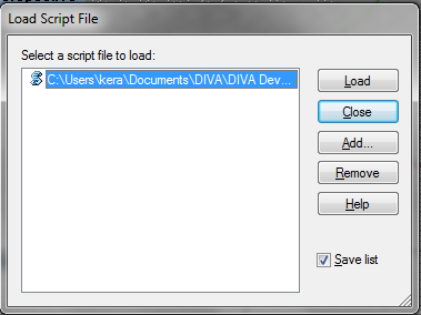 Scripts for Converting Geometry - DIVA for Rhino