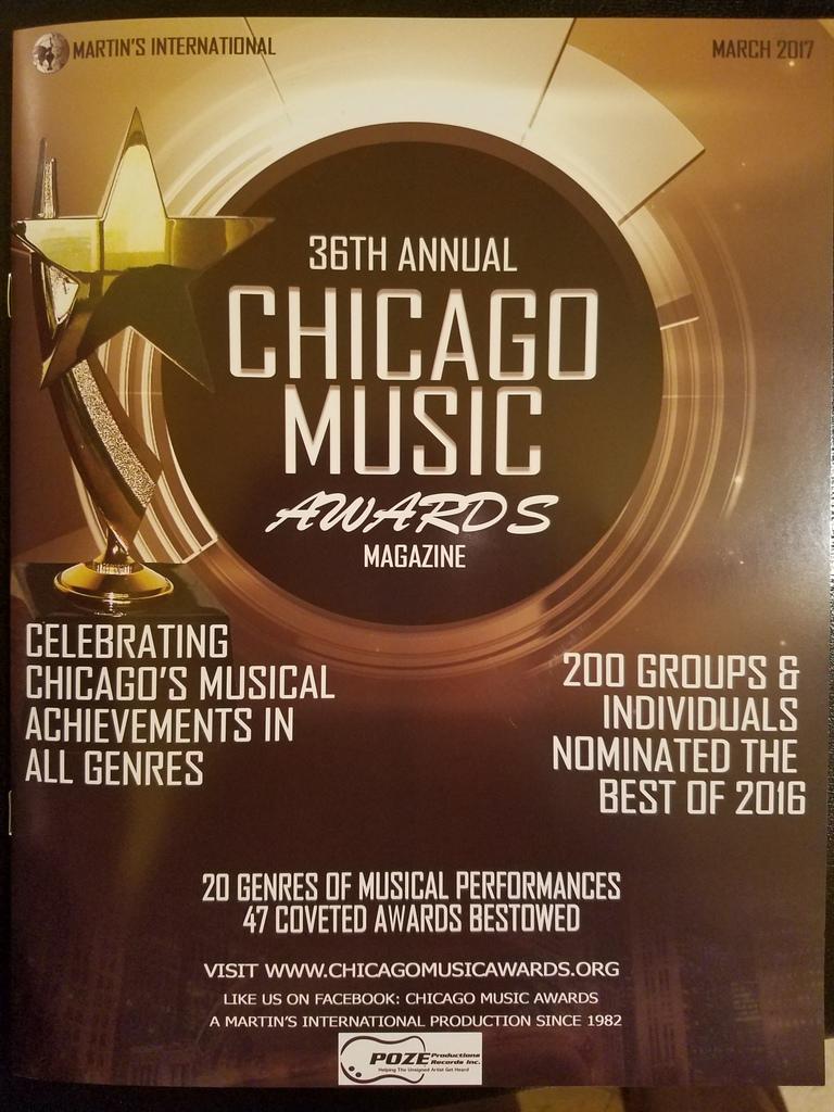 X-Poze-Ing Music Awards - Poze Productions/Poze Records Inc